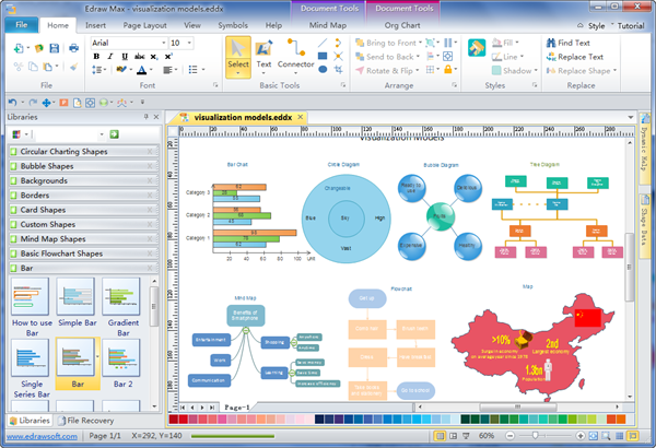 visualization tool For PowerPoint