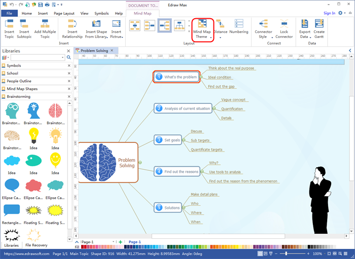 How to Create A Mind Map on Microsoft Word
