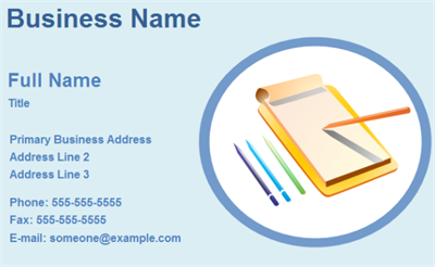 Business Card Office