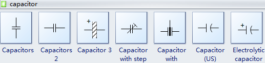 capacitor electrical schematics symbols and meaning get