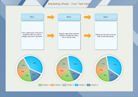 Marketing Share Pie Chart