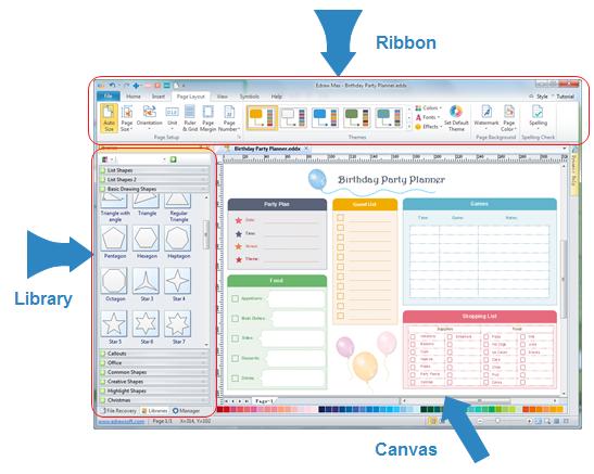 Checklist Software Interface