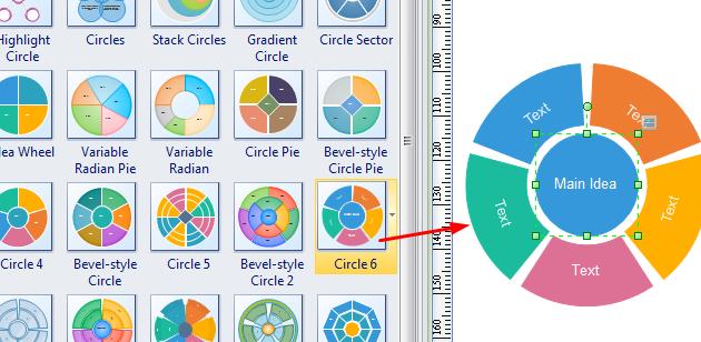 Multi-level Circular Symbol