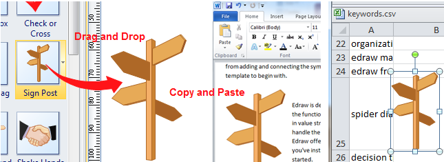 Apply Marketing Clipart for Word, PowerPoint and Excel