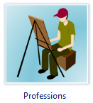 Vector Profession Clip Art