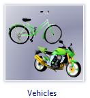 Vector Vehicle Clip Art