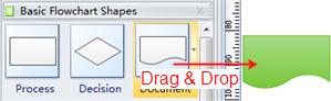 Drag Lab Eqipment Shapes