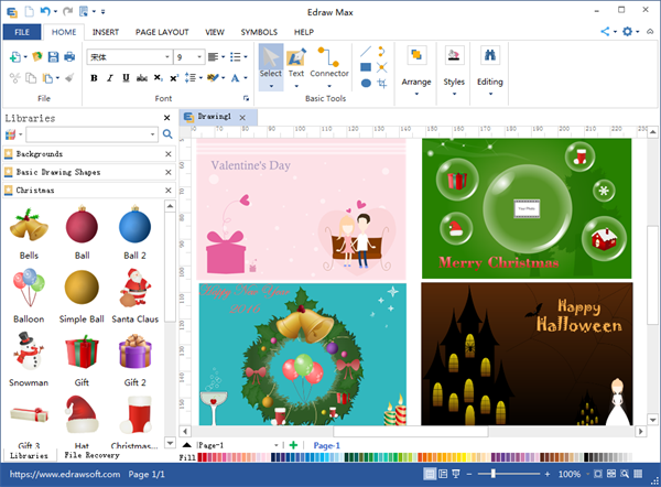 free photo software to make christmas cards