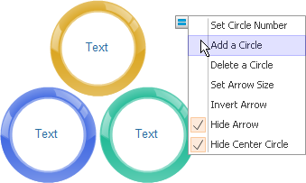 Edit Circular Diagram Template