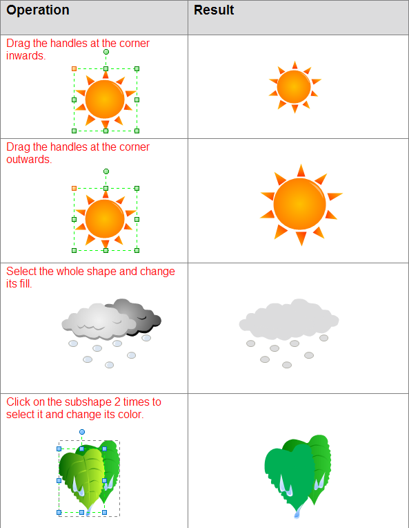 Edit Weather Clipart
