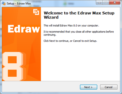 configuration edraw max