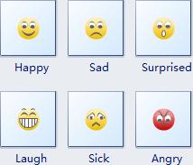 Emotion Symbols