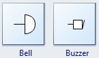 Schematic Symbol Bell