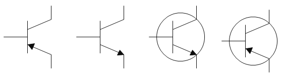 Semiconductor Symbols furthermore Electricaltechnology likewise Operational  lifier furthermore Simple Water Sensor as well Thyristor Silicon Controlled Rectifier Scr. on transistor schematic symbol