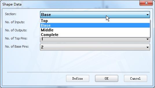 Configure Chip Symbol