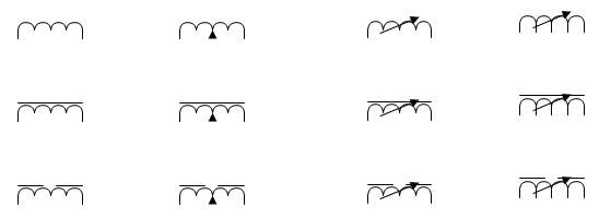 Induktorsymbole