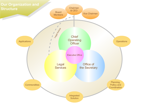 Organization and Structure Model