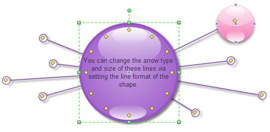 Bubble Diagram Drawing Software See Examples And Templates