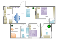 Simple home plan