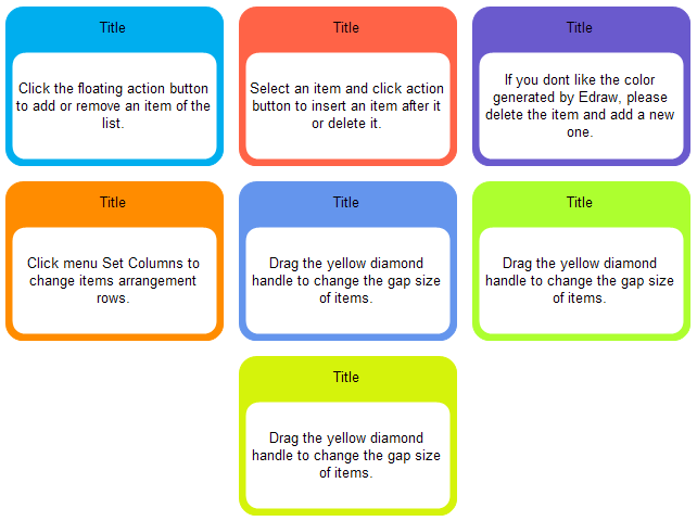 Examples of Graphic Organizer Pyramid Chart Template