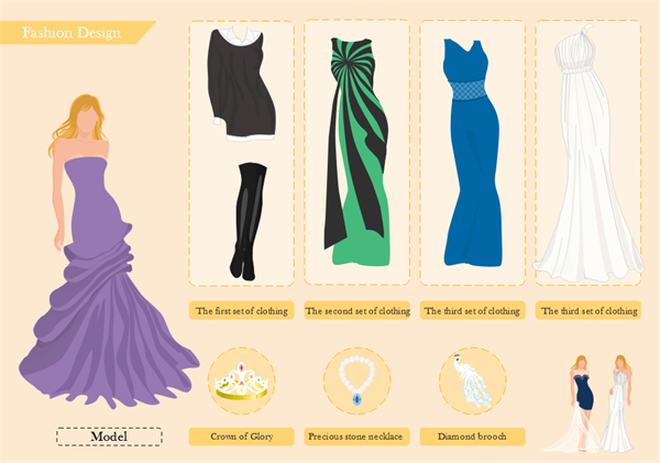 Fashion Design Example