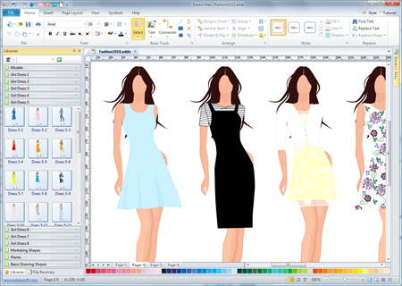 Create Fashion Design With Computer Program