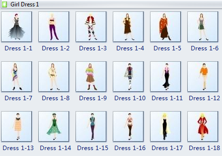 Fashion Design Software Edraw Max Makes Fashion Design Easier