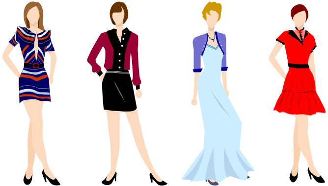 Women Dress Design
