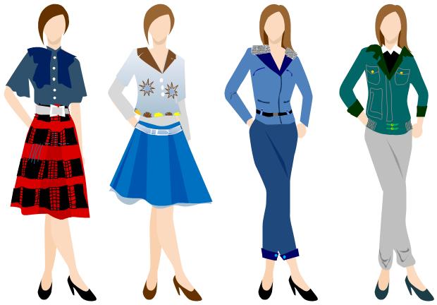 Fashion figure templates free 56
