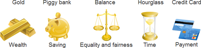 Finance Clipart Symbolism