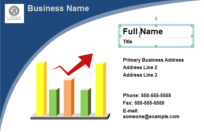 Business Card Software Free Business Card Templates Download