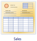 Sales Form Software