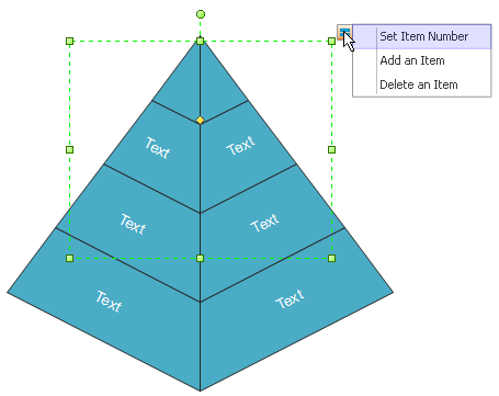 pyramid diagram and pyramid chartdraw a pyramid diagram