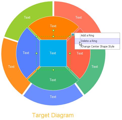 draw target diagram