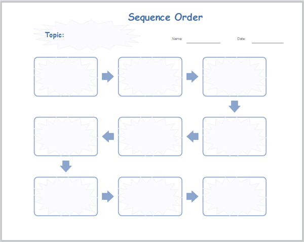 Writing graphic organizer templates for Free graphic organizer templates