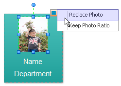 keep photo ratio