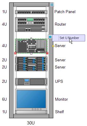 Rack Diagram Templates