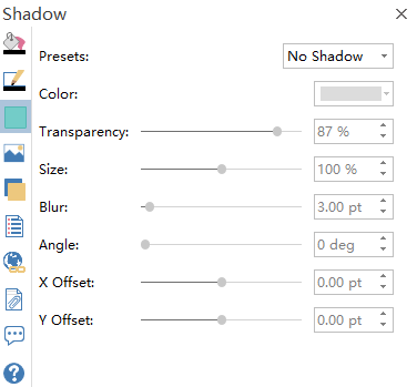 Shadow Options