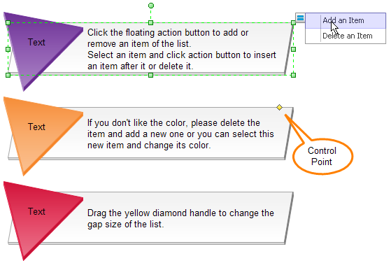 step chart templates