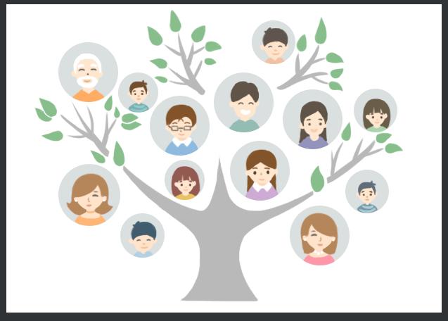 Free Family Tree Maker Record Your Family S Story Visually Edraw