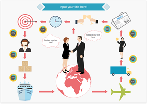 Business Target Infographic