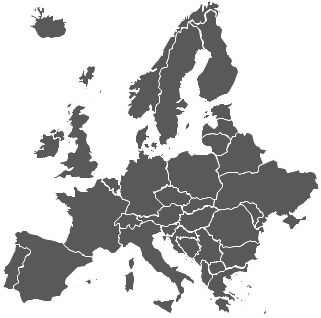vector illustration of europe - photo #37