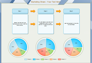 Multiple Pie Chart Examples