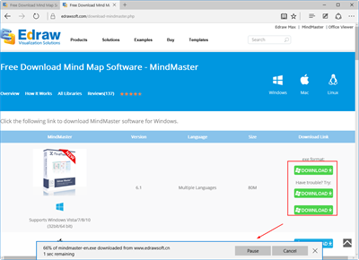 safe download mindmaster