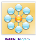 Bubble Diagram Software