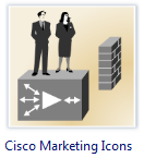 Cisco Marketing Icons