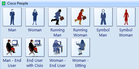 Cisco People Icons