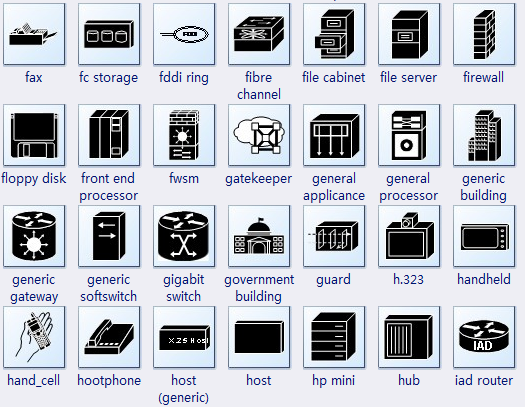 Cisco Documentation Icons Free Download