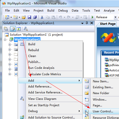 embedding ms word, excel, powerpoint into a wpf application