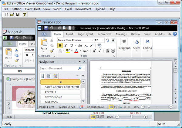 Host Office Like Ole Hosting Word Excel Powerpoint In